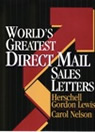 Awards - World's Greatest Direct Mail Sales Letters