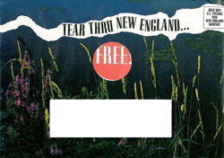 New England Monthly  - Envelope