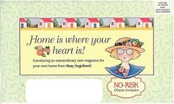 Mary Englebreit's Home Companion - Envelope